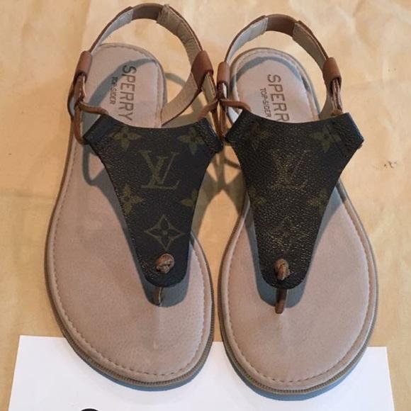 Louis Vuitton Shoes   Sperrys Sandals